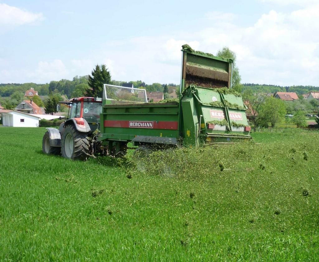 Bauernhof Göhring Ackerbau Rulfingen, Biolandwirtschaft, Oekologischer Demobetrieb